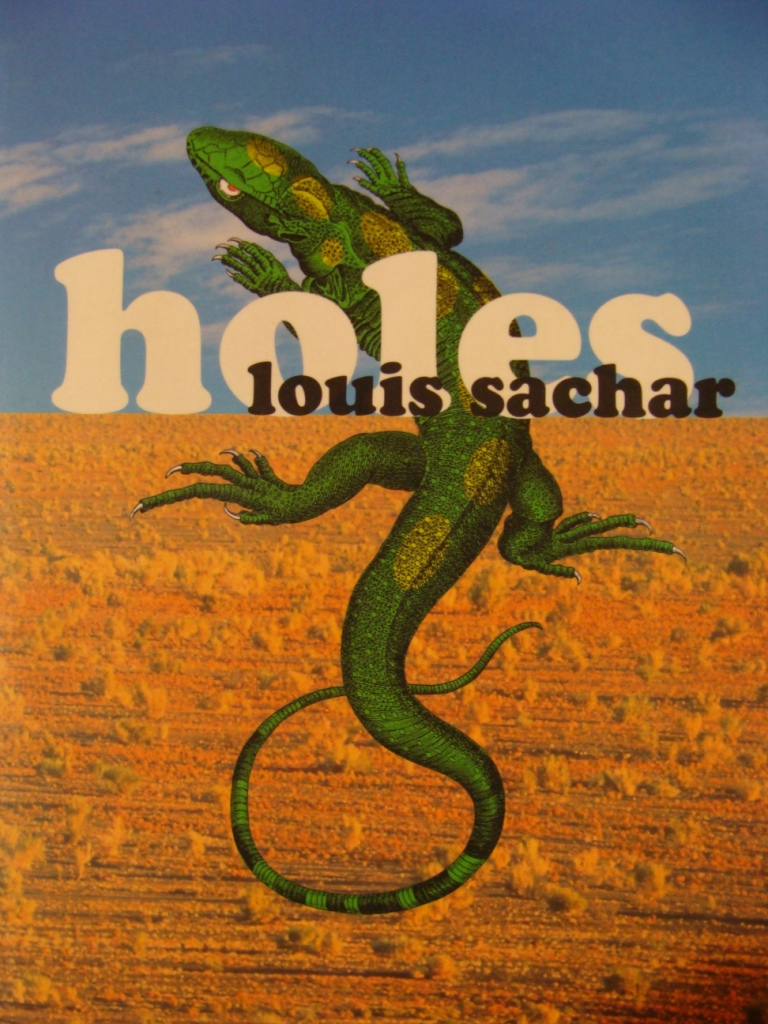 a review of louis sachars holes