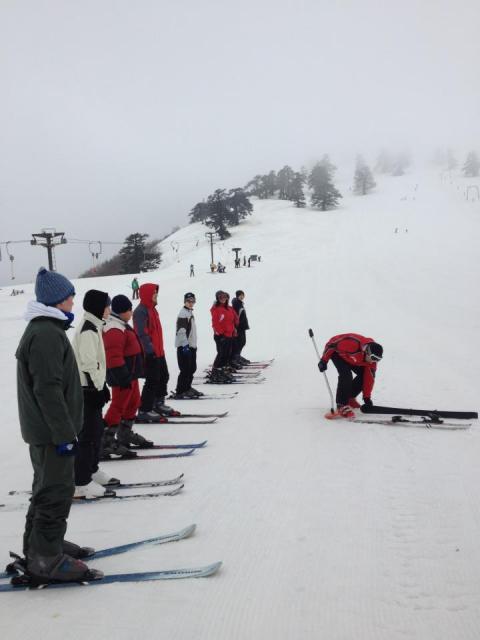 Σκι, Βασιλίτσα, 2013